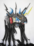 Fanartweek entry one Raidramon