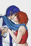 KaiMei_Almost a kiss