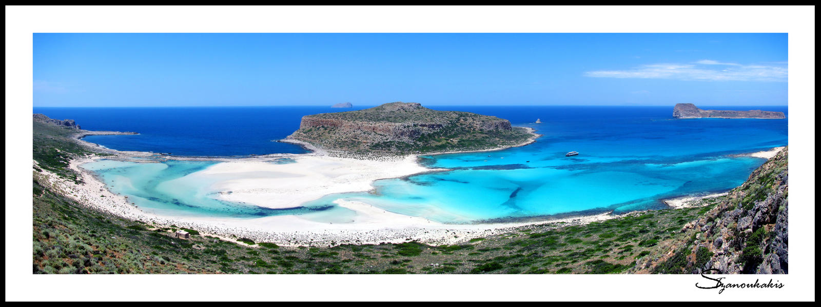 Balos Gramvousa Panorama by ArtSpawnGr on DeviantArt