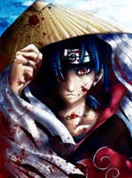 Itachi by inkscripter
