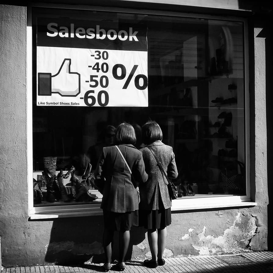 Window Shopping by e-l-a-n-i