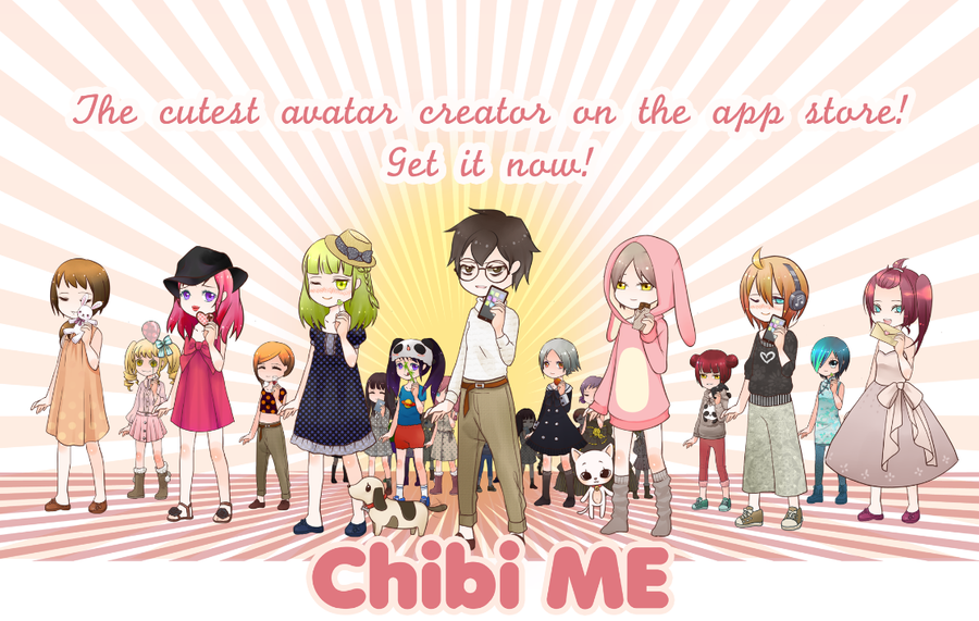 Chibi me dress up game advertisement by tiwummbihaou on deviantart chibi me dress up game advertisement by tiwummbihaou solutioingenieria Choice Image