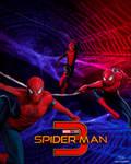 Spider Man 3 fan poster