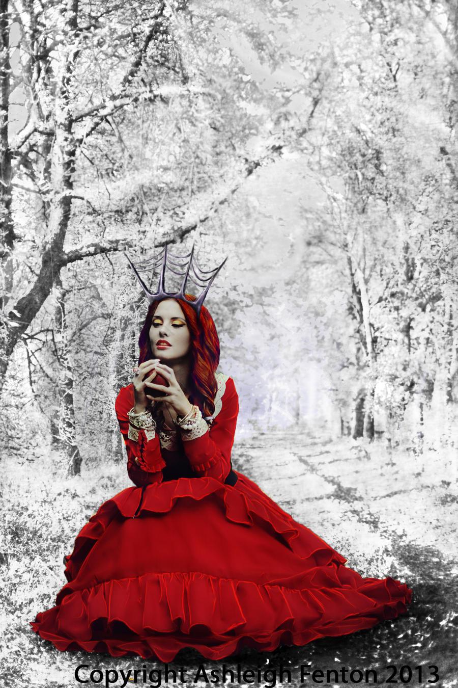 Winter's Blush by celloismistic