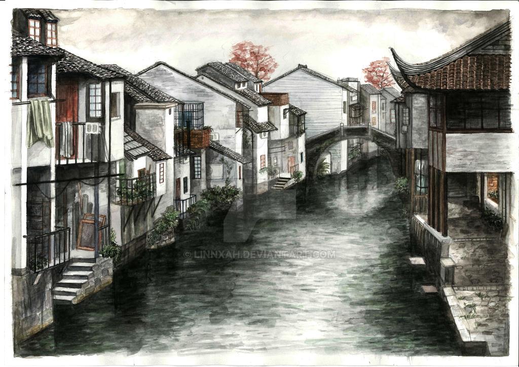 China by LinnXAH