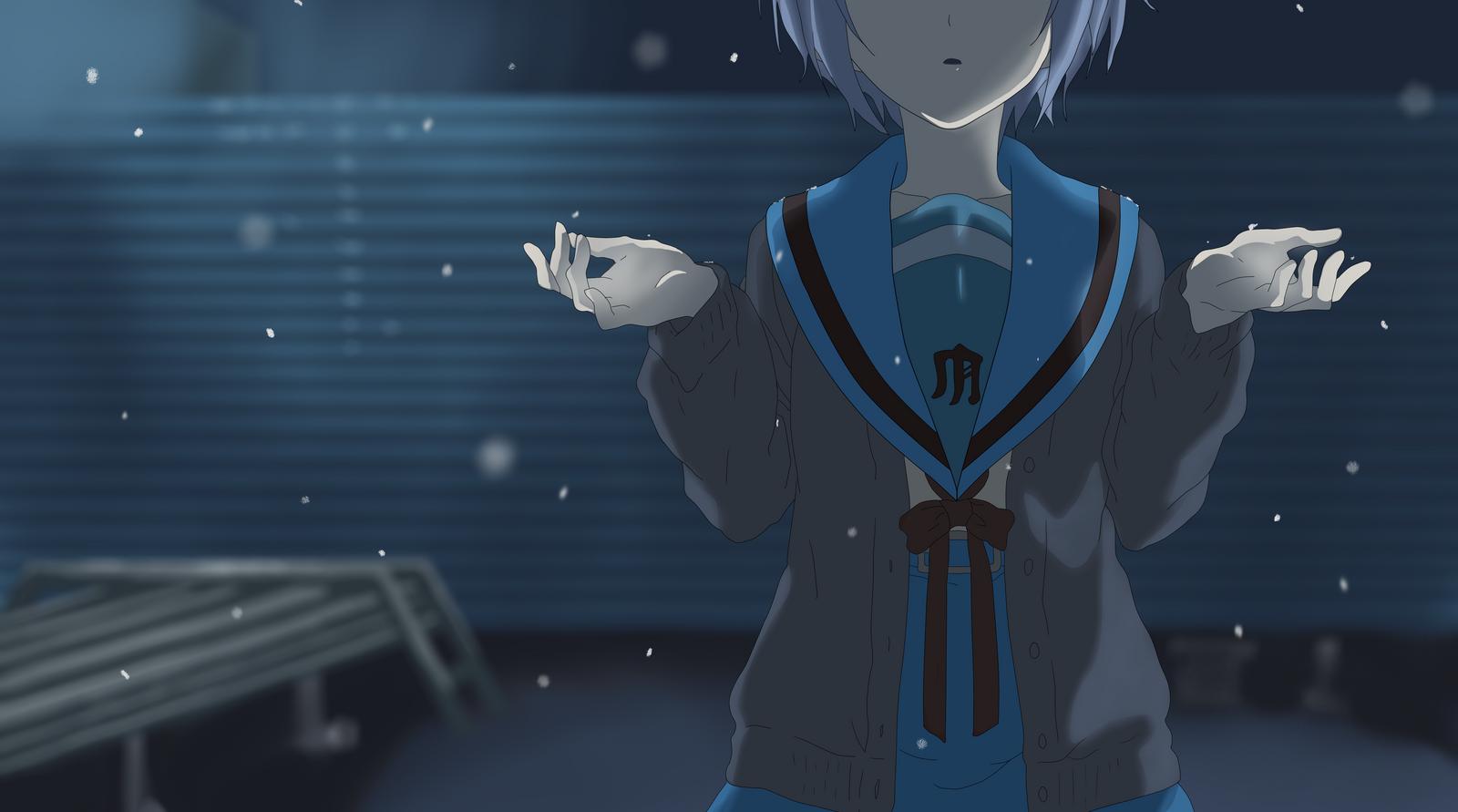 Nagato...Yuki... by Raikoh067