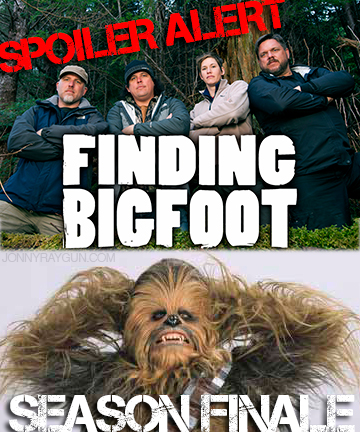 Finding Bigfoot by Jonny-Raygun on DeviantArt