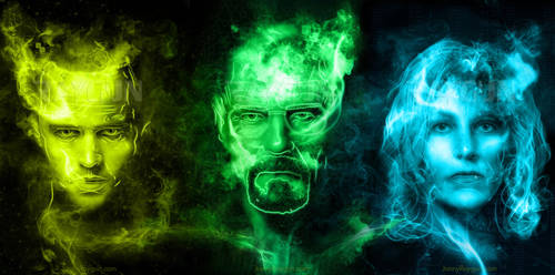Color Theory | Breaking Bad