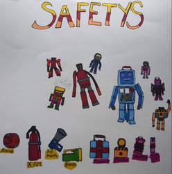 BotBots safty team!