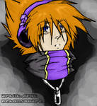 TWEWY - Neku Sticker