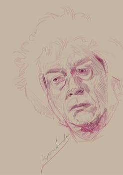 Ollivander Sketch