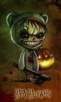 halloween by HelverAsbeth