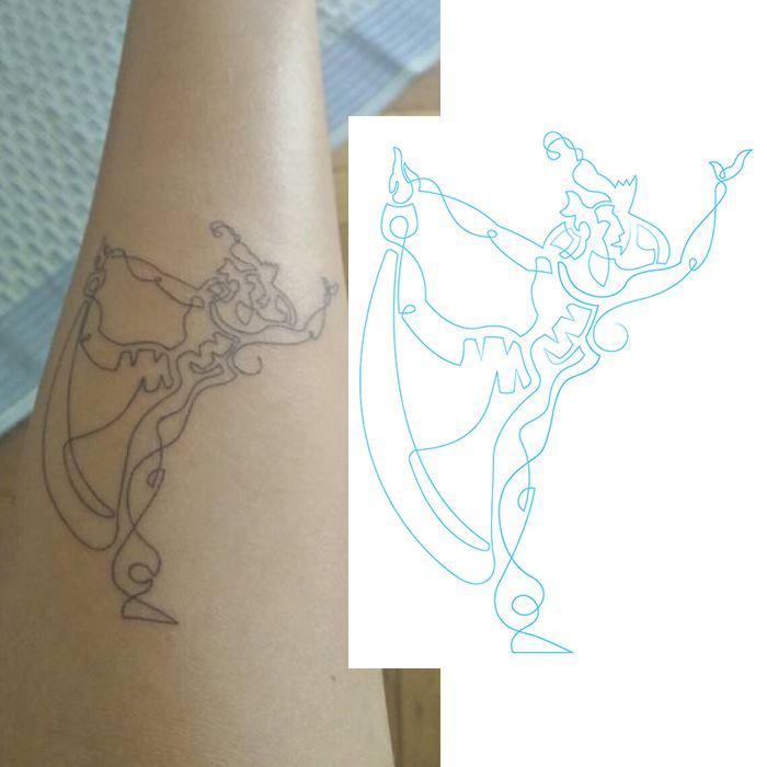 Nataraja - Tattoo Design by artofkarthik on DeviantArt