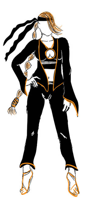 Bleach OC Design - What do you think about...