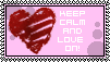 [ Keep Calm | Love On ] by Inconcabille