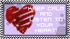 [ Keep Calm | Listen To Your Heart ] by Inconcabille