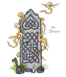 Irish sketches: The Sheerie