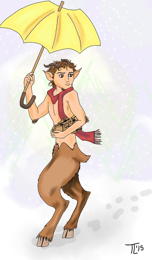 Mr Tumnus The Lion The Witch And The Wardrobe By
