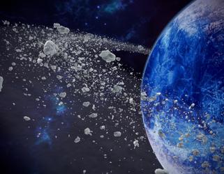 Frozen Planet by riftroamer