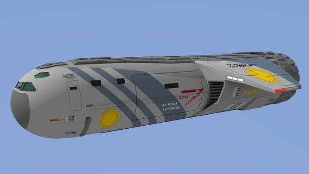 30ton Slow Boat - Imperial Navy