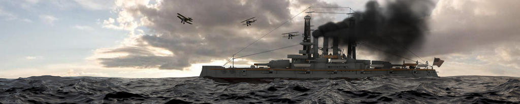 Sea Patrol by riftroamer