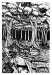 Voyage 3: The Wildwood by BettinaMarson