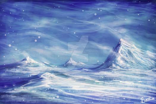 Winter's Heart - Speed Paint