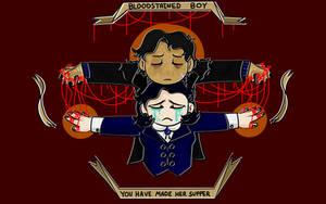 Bloodstained Boy