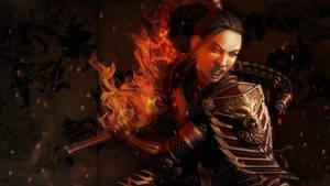 Female Samurai Wallpaper [1080p]