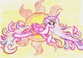 Princess of the Sun by doosead