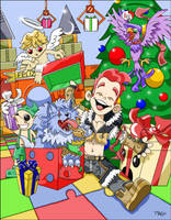 Natal em Ragnarok
