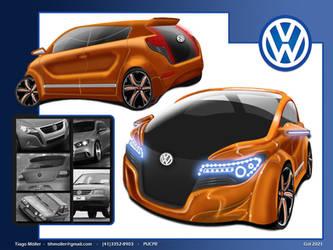 Volkswagen Gol 2021 by tihmoller