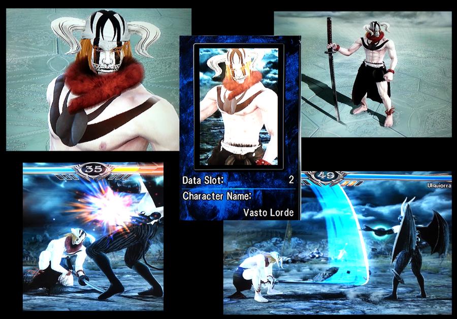 Soul Calibur V Anime Characters : Vasto lorde ichigo soul calibur v by plabondragon on