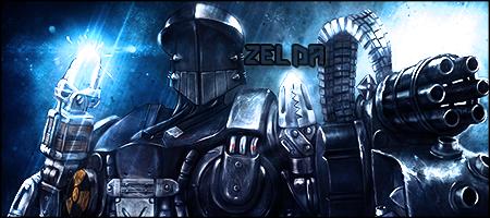 ZeldaRobot by DivineGFXs