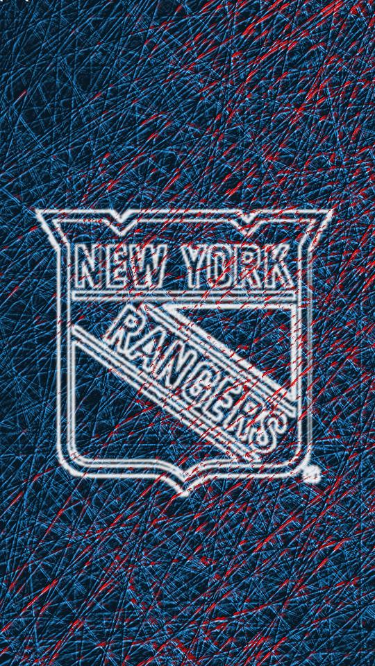 New York Rangers Mobile Wallpaper 1 By Realyze On Deviantart