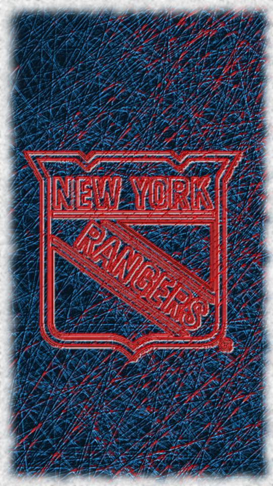New York Rangers Mobile Wallpaper 3 by
