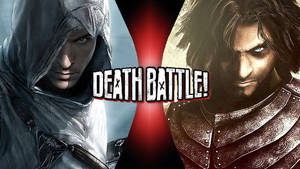 Death Battle Altair vs. Prince of persia