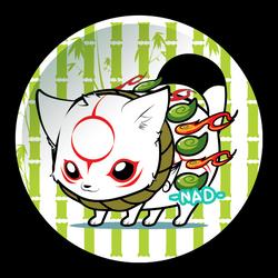 Amaterasu Pin by thestarofpisces