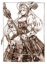 Ashlotte - Soulcalibur