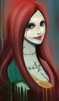 Sally by thestarofpisces