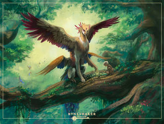 Encounters with the Imaginary - Simurgh