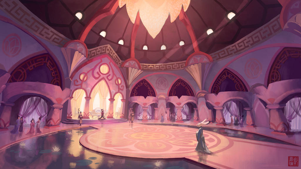 The Great Hall by kGoggles