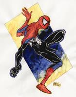 Spiderman by fabioredivo
