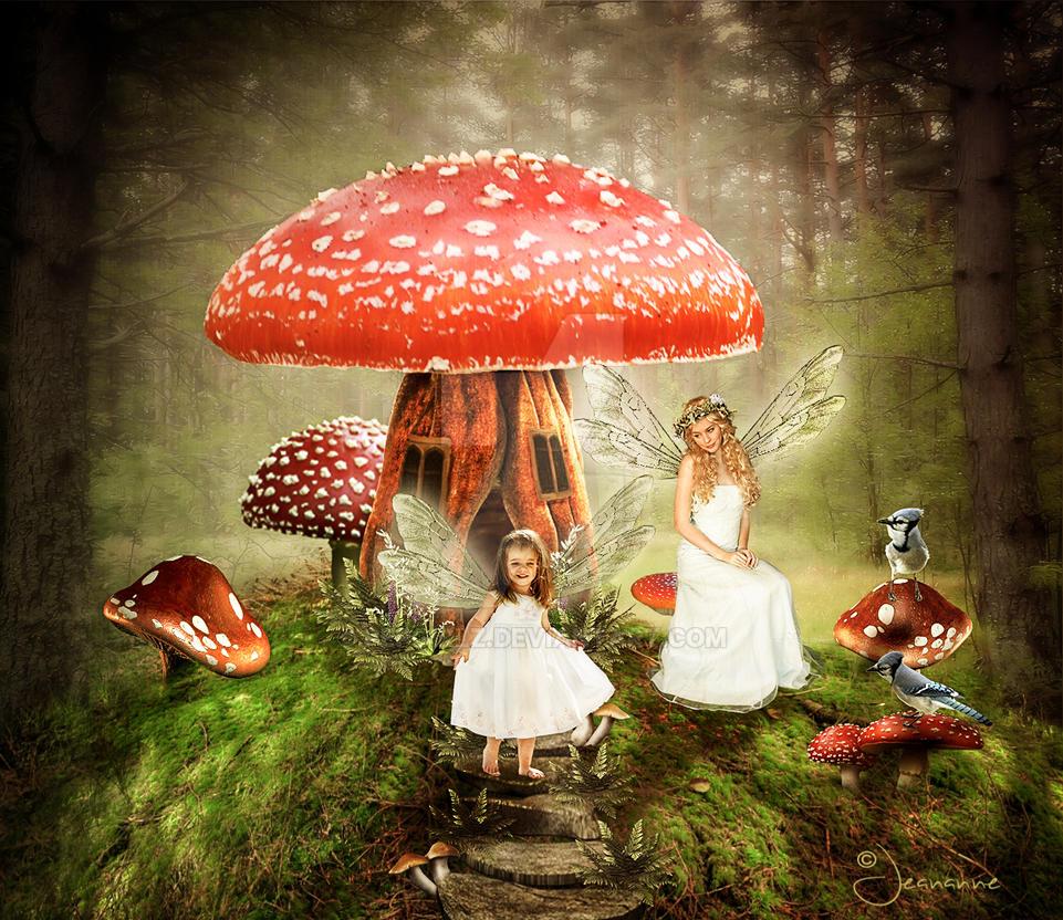The little Fairy by pepgirlz