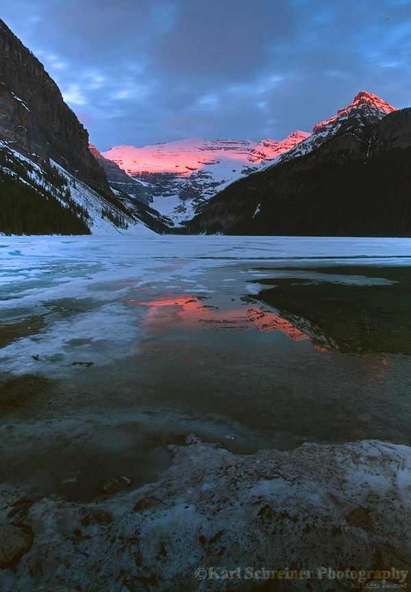 Lake Louise by KSPhotographic