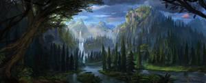 Yarvin Falls