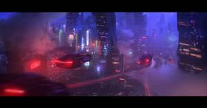 Night City 2079