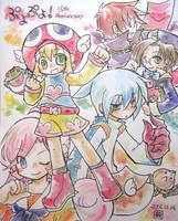 15th anniversary by chihiko