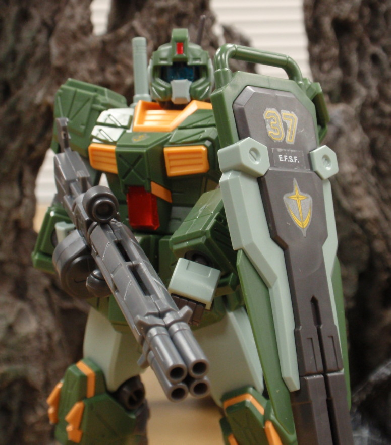 Gundam Universal Century RX-78GP03S EFSF Prototype 1:144 ...