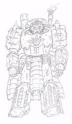 Decepticon Blight - Biological Warfare Specialist by AutoBubbs